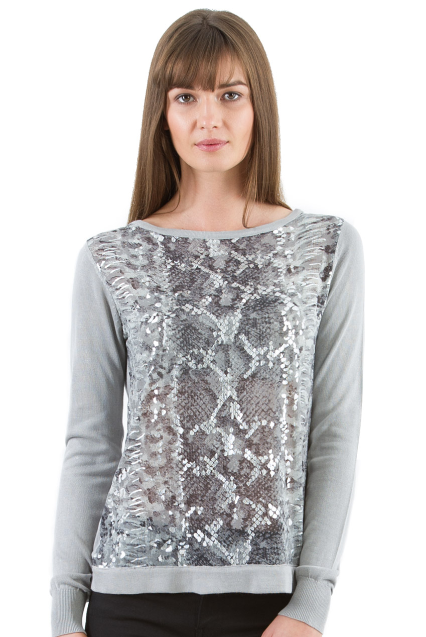 Wholesale Reptile Pattern Top