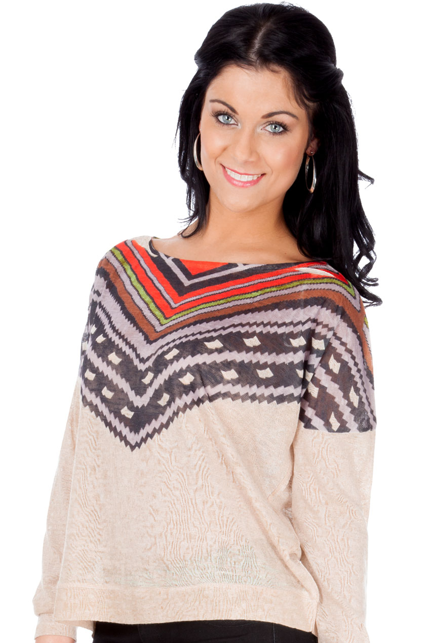 Wholesale Aztec Sweater