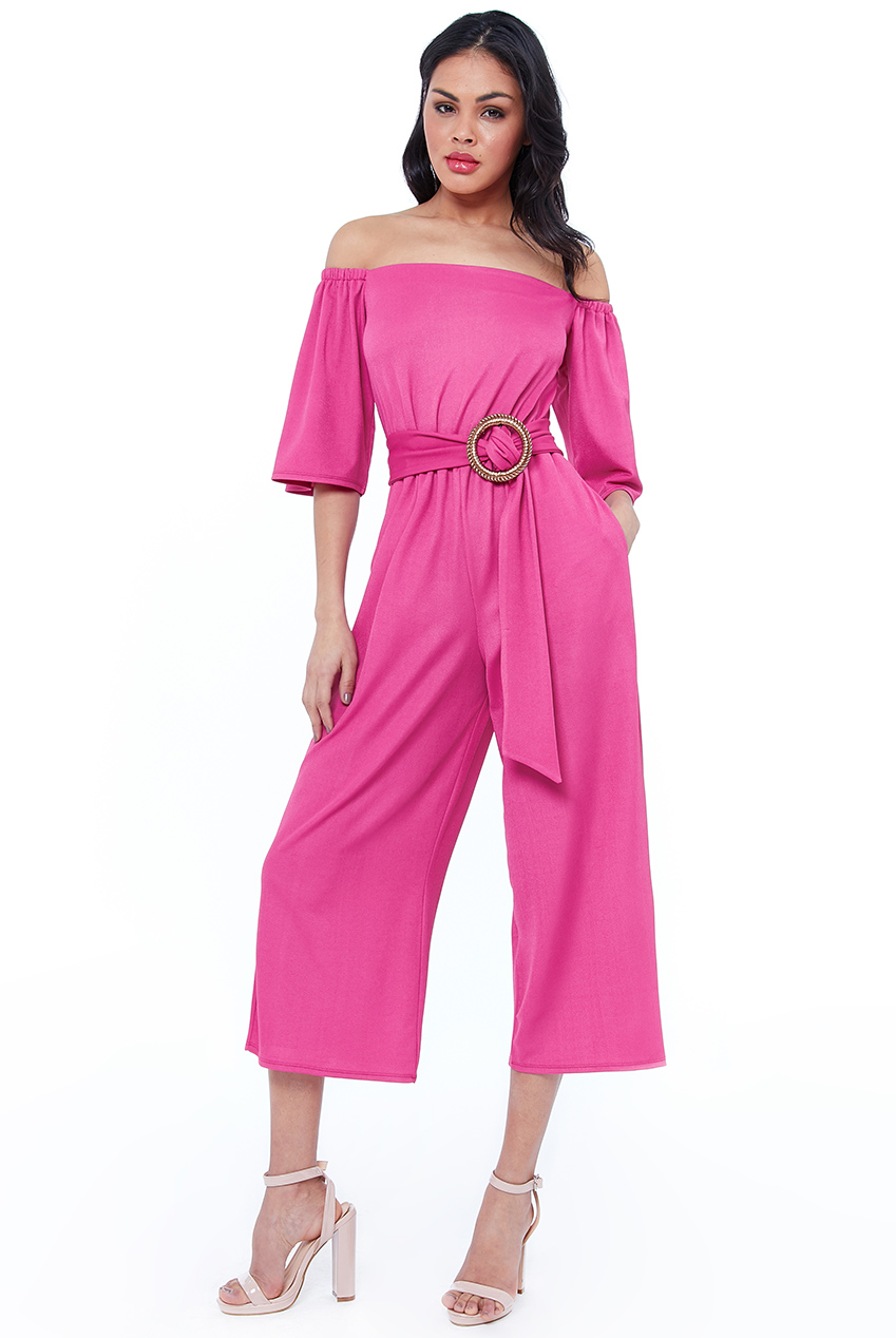 Wholesale Off the Shoulder Jumpsuit