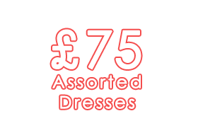 wholesale Assorted dresses 75 pound only