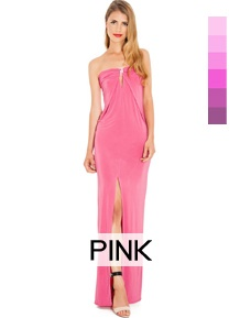 shop by color wholesale pink-dresses