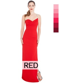 shop by color wholesale red-dresses