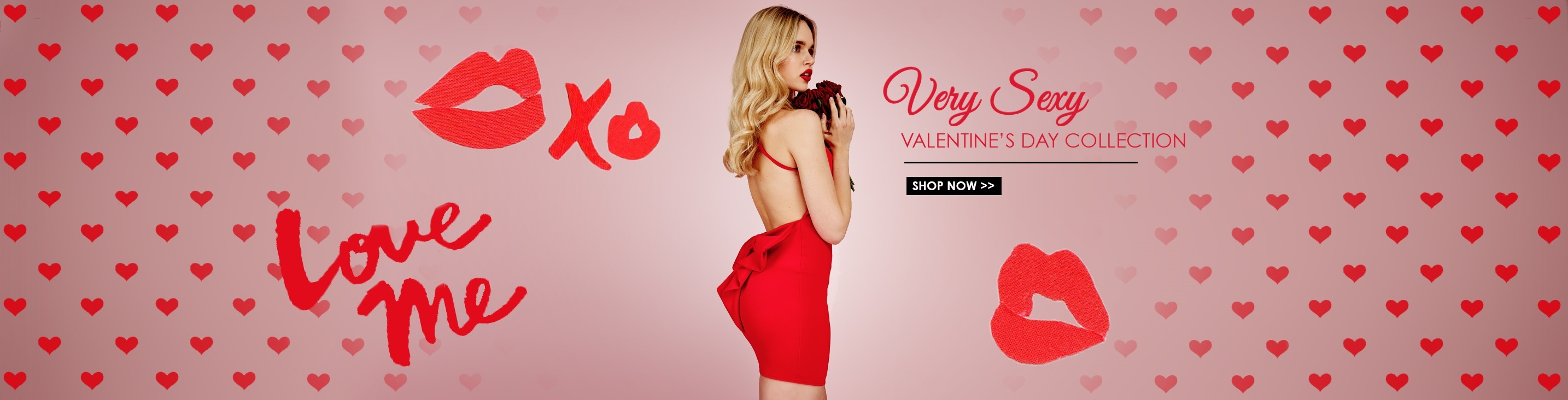 City Goddess  Wholesale Valentine Collection 2016